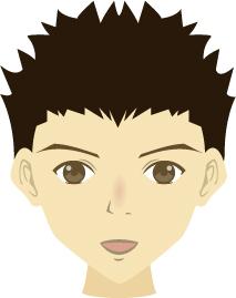 若白髪の解決法(男性)