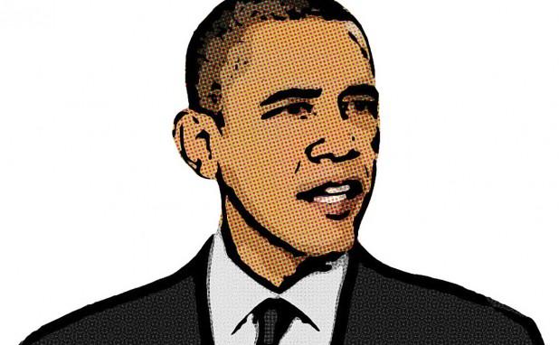 オバマ大統領は白髪染めをしないと宣言